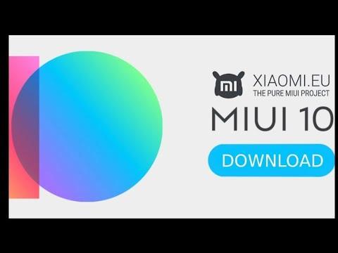 Xiaomi.eu 9.9.3 And 9.9.6 Released For Mi 9. Final MIUI 10!