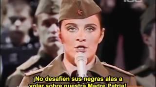 Elena Vaenga - La Guerra Sagrada sub español.avi