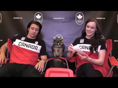 Tessa Virtue & Scott Moir Facebook Live Q&A | LIVE 6-3-17