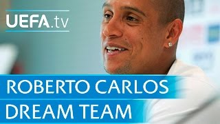 Roberto Carlos: My dream five-a-side
