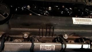 Как правильно снять фишку с катушки зажигания Солярис