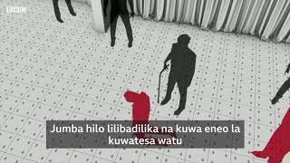 Vyumba vya kisiri vya mauaji vinavyotumiwa kuwanyamazisha wapinzani Burundi