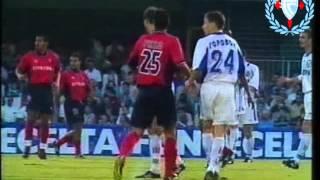 Сельта - Зенит   Кубок Интертото   2000г.   финал, первый матч
