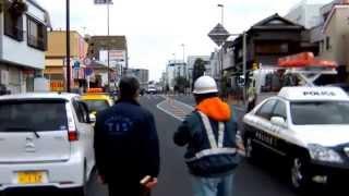 説明2月21日午前4時ごろ、神奈川県茅ケ崎市国道1号線の交差点で、...