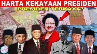 Download lagu Tembus Rp.55 Triluan dan Punya 57 Ribu Ton Emas! Intip Kekayaan Presiden Indonesia dari Masa ke Masa