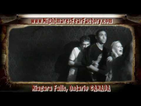 Random People @ Nightmares Fear Factory Haunted House Niagara Falls, Canada June 18, 2009