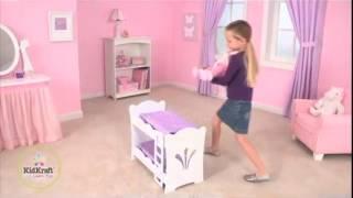 Stapelbed pop - Kidkraft - 60130