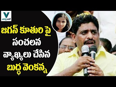 TDP MLC Buddha Venkanna Comments on YS Jagan Daughter - Vaartha