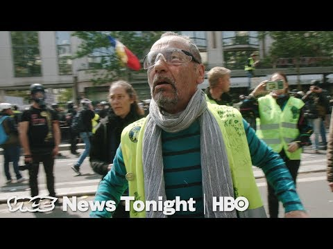 France May Day Protests & Iranian Oil Embargo: VICE News Tonight Full Episode (HBO)
