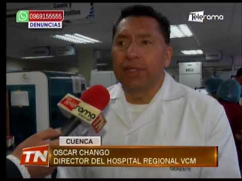 Hospital Regional implementa nuevos equipos para el laboratorio clínico