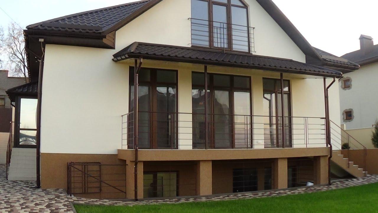 Дом сказка реальная мечта, стройка и ремонт