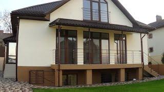 Дом сказка реальная мечта стройка и ремонт