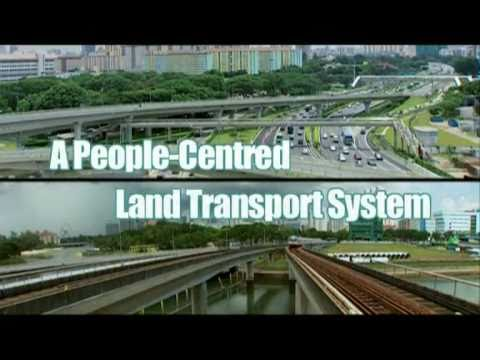 LTA Singapore: A People-centred Land Transport System