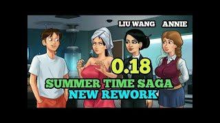 Summertime Saga V0.18 UPDATE!! Jennie New Scene & Art | New Version Leaks