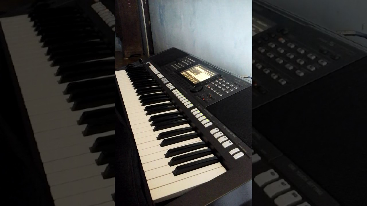 tutorial membuat style semi simple di yamaha psr s770. Black Bedroom Furniture Sets. Home Design Ideas