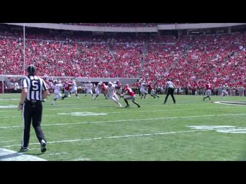 Nicholls Football @ #9 Georgia: September 10th, 2016