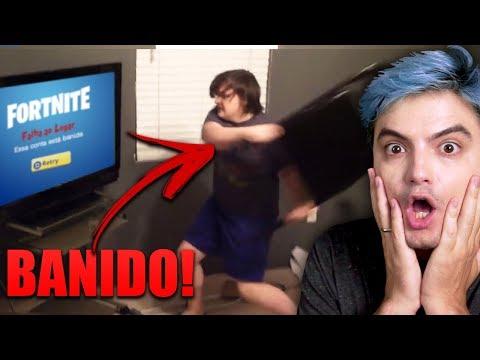 5 PESSOAS PERDERAM A CABEÇA NO FORTNITE! thumbnail