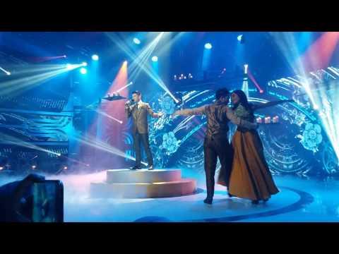 TEGUH BANDUNG_ PAGAR MAKAN TANAMAN (konser final group 2.Top 6 result show)