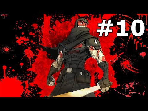 DPS: Mark of the Ninja Gameplay #10 - New End Card!