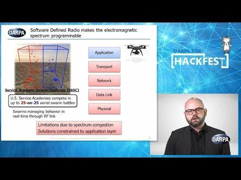 DARPA's Bay Area SDR Hackfest