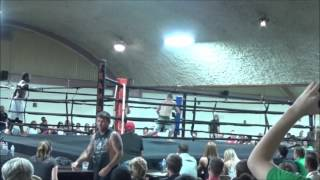 Team Rouse Kickboxing/Boxing Event  : Boyd Vs Newton