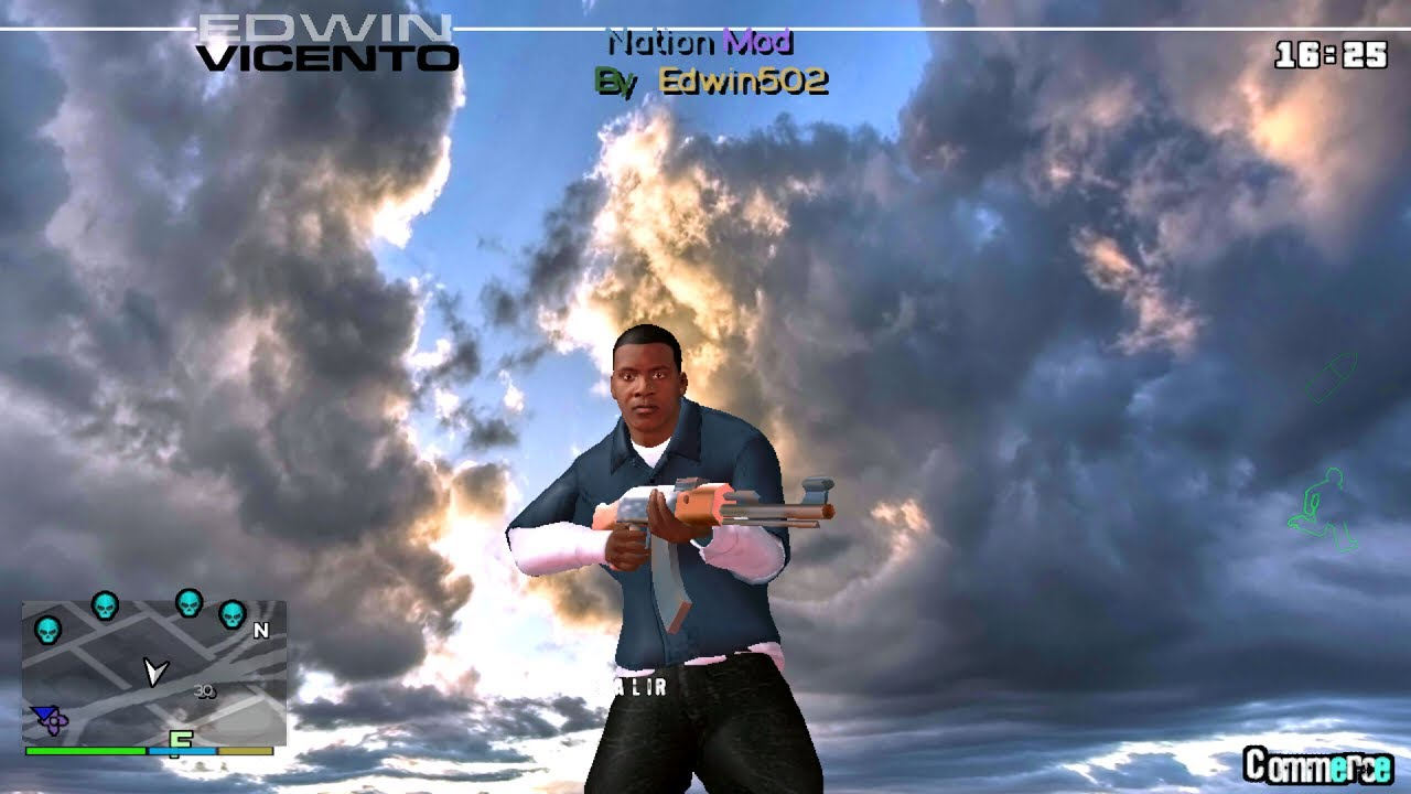 New Skybox For Gta Sa Android  Time Import And No Import V