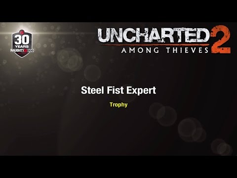 Uncharted 2 Remastered   Steel Fist Expert Trophy Guide
