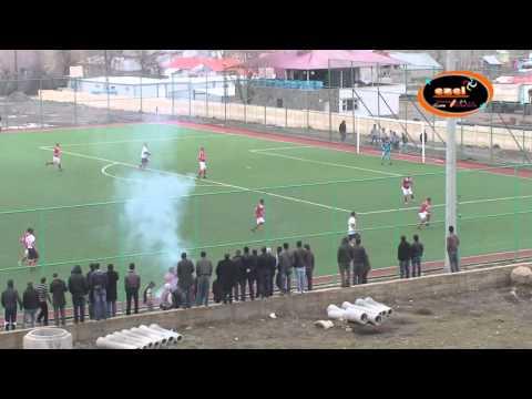 ÇapakçurTavzSpor 3 - PolisGücü - 0 (Amatör Derbi Maç)