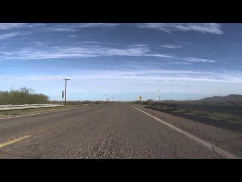 Driving north into Casa Grande, Arizona, 21 February 2015, GP030152