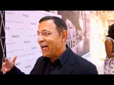 MyDCStyle Interview with Elie Tahari