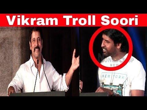 Seemaraja Padathuku Soori Vacha Six Pack | Vikram Troll ...  Seemaraja Padat...