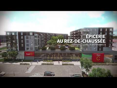 Visite virtuelle - L'Initial, résidence pour retraités - Gatineau - Le Groupe Maurice
