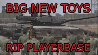Скачать Arma 3 Tanks DLC Full Showcase Of New Vics Interiors And AT Weapons