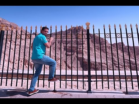 Mistakenly crossed border to OMAN ` Jebel Hafeet mountain Al Ain, Abu Dhabi
