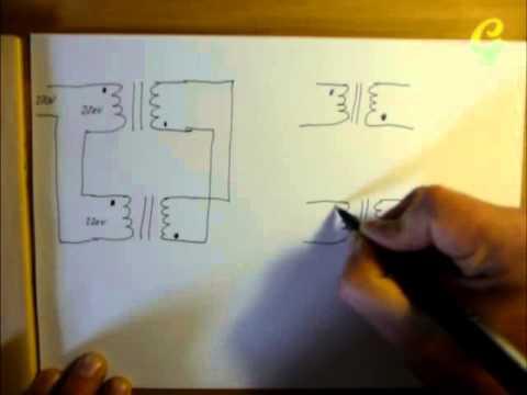 Esquemas con transformadores 220v 12v series y paralelos for Transformadores de corriente 220v a 12v