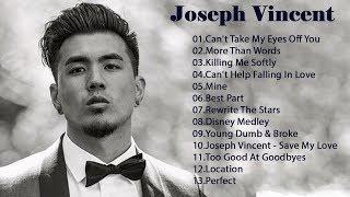 Best Songs of Joseph Vincent -Joseph Vincent greatest hits- Best English Cover