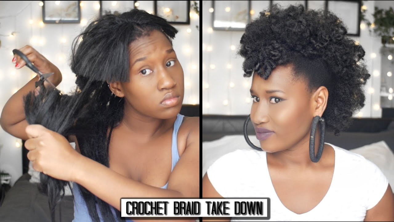 Crochet Hair Damage ~ wmperm.com for