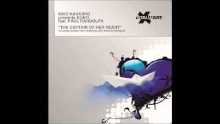 Kiko Navarro, Paul Randolph -  The Captain Of Her Heart Original Vocal Mix