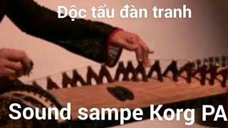 Ai ra xứ Huế độc tấu đàn tranh trên Korg pa 600
