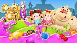 Candy Crush Soda Saga - iOS / Android - HD Gameplay Trailer 1080p 60fps