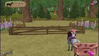 Обзор игры Прохождение игры Барби/Barbie Приключения на ранчо