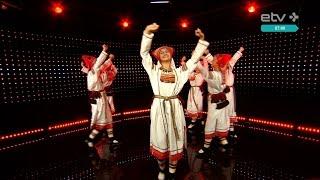 Мордовский народный танец на Неделе национальных культур в Таллинне