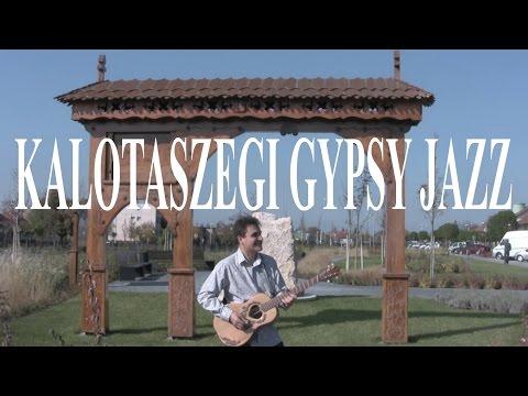 Kalotaszegi legényes - Kalotaszegi Gypsy jazz - (Fingerstyle guitar cover by Enyedi Sándor)