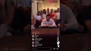 Baker Mayfield Reaction To Being Drafted First Pick Of 2018 Draft