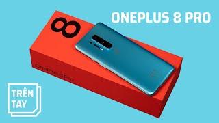 Mở hộp OnePlus 8 Pro chính hãng