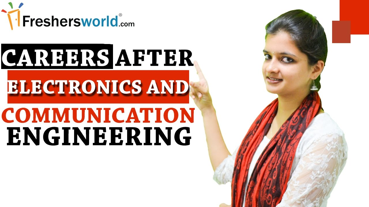 After Electronics And Communication Engineering Ece Ms M Tech Jobs Youtube