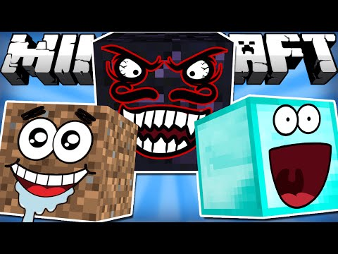 Thumbnail: If Blocks Could Talk - Minecraft