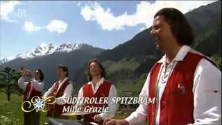 Orig.Südtiroler Spitzbuam - Mille Grazie