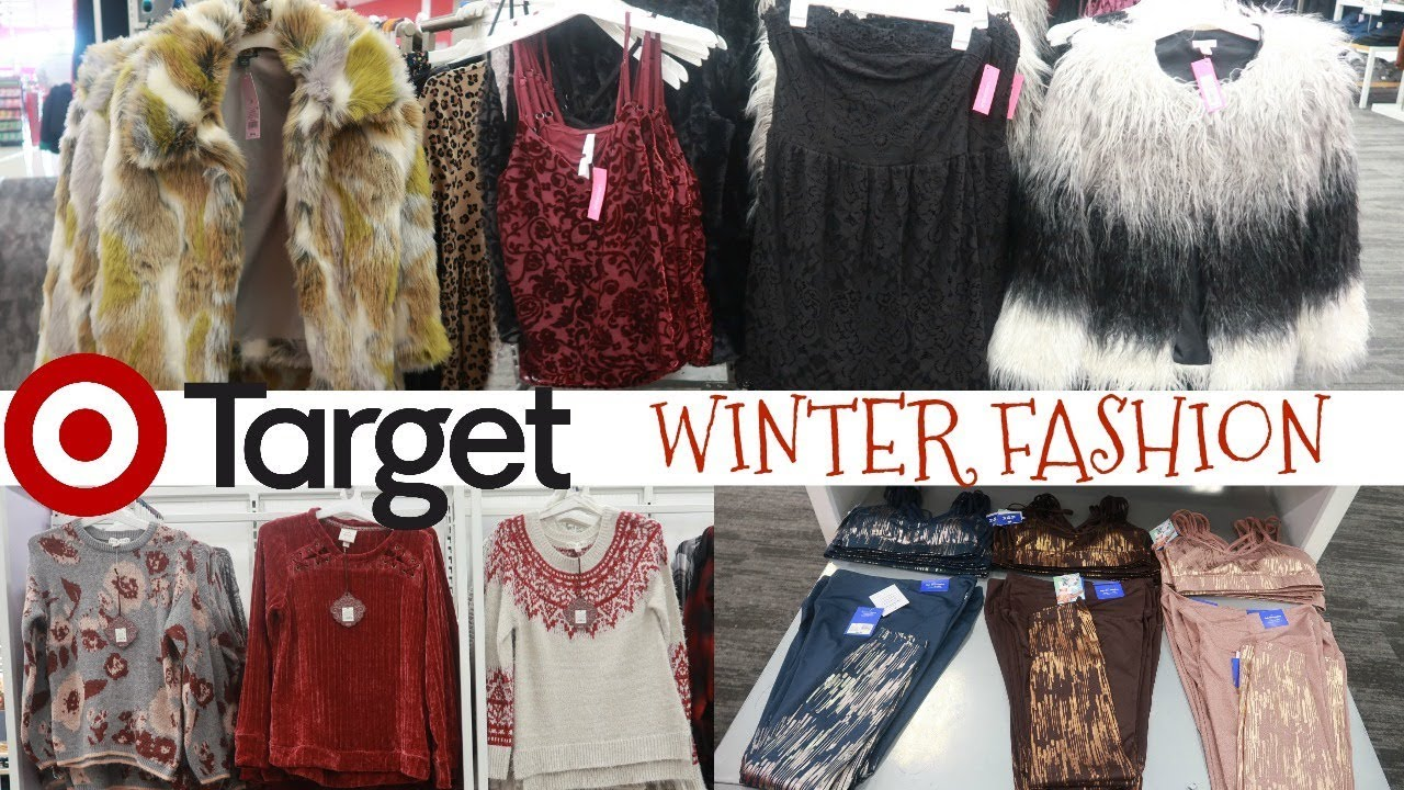 [VIDEO] - TARGET SHOPPING* NEW WINTER FASHION 2019 7