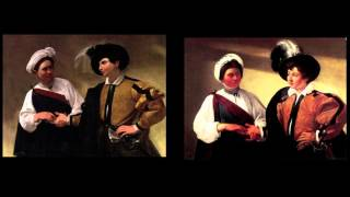 Docent Memorial Lecture - Caravaggio and the Caravaggesque Movement